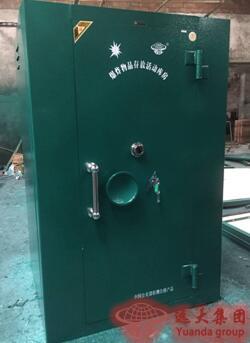 温州可拆装爆破器材存放柜